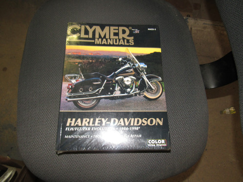 clymer flh/flt repair manual
