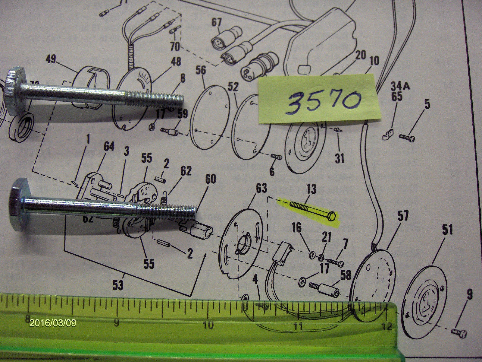 ultra choppers wiring diagrams mallory hyfire d70 7 8
