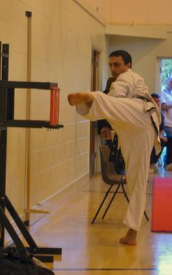 Mr Gautam, Turning Kick, 2007