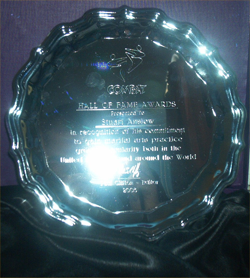 Hall of Fame Award, 2003
