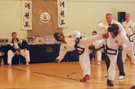 Mr Ahmad Sparring, 2006
