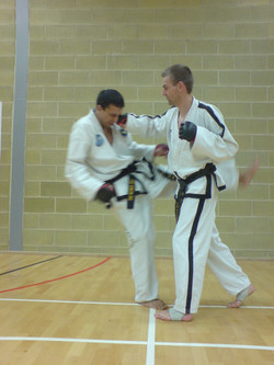 Traditional Sparring