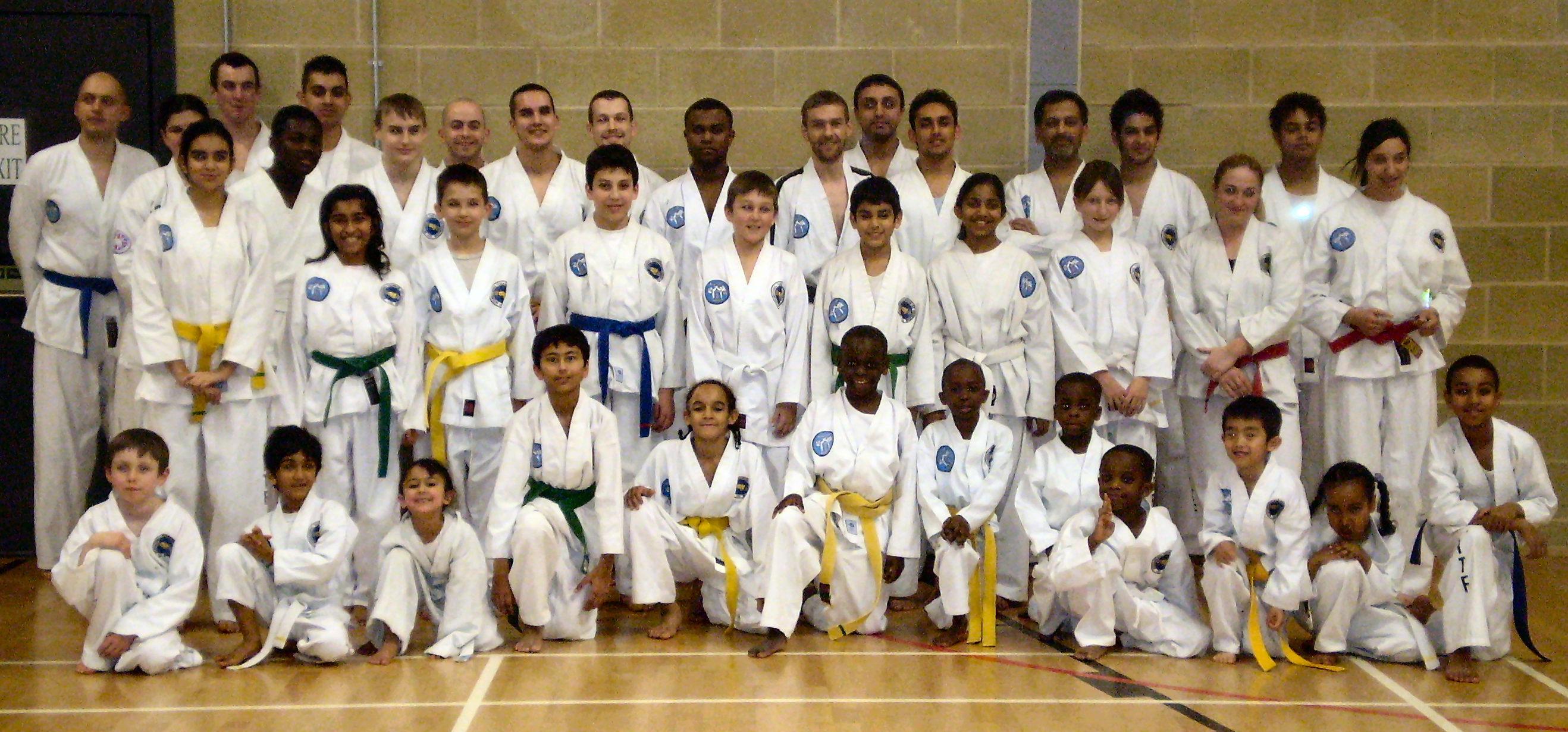 Group shot, 2007