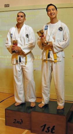1st & 2nd for Richard & Jonathan, 07