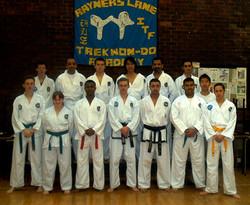 Group shot, 2002