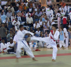 Dev Patel, Youth Games, 2005