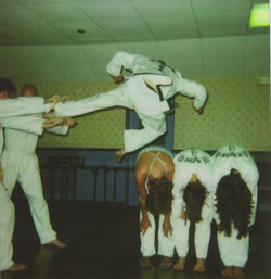 Flying Side Kick - 2000