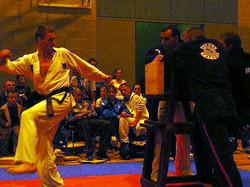 Mr Anslow - World Champs, 2004