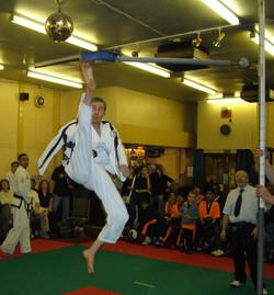 Mr Anslow Flying High, 2006