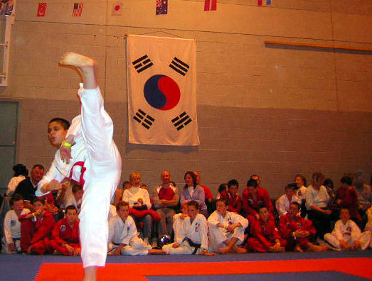 Sushil Punj, World Champs, 2004