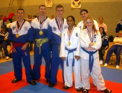 Female Team, World Champs, 2004