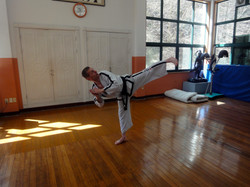 Buddhist Monk Training
