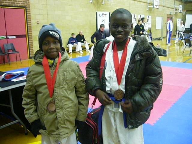 Demilade & Ayomide, 2010