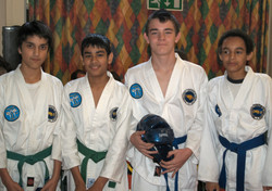 Masoud, Avinash, Liam & Wesley, 2010