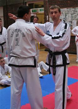 Teaching at a seminar