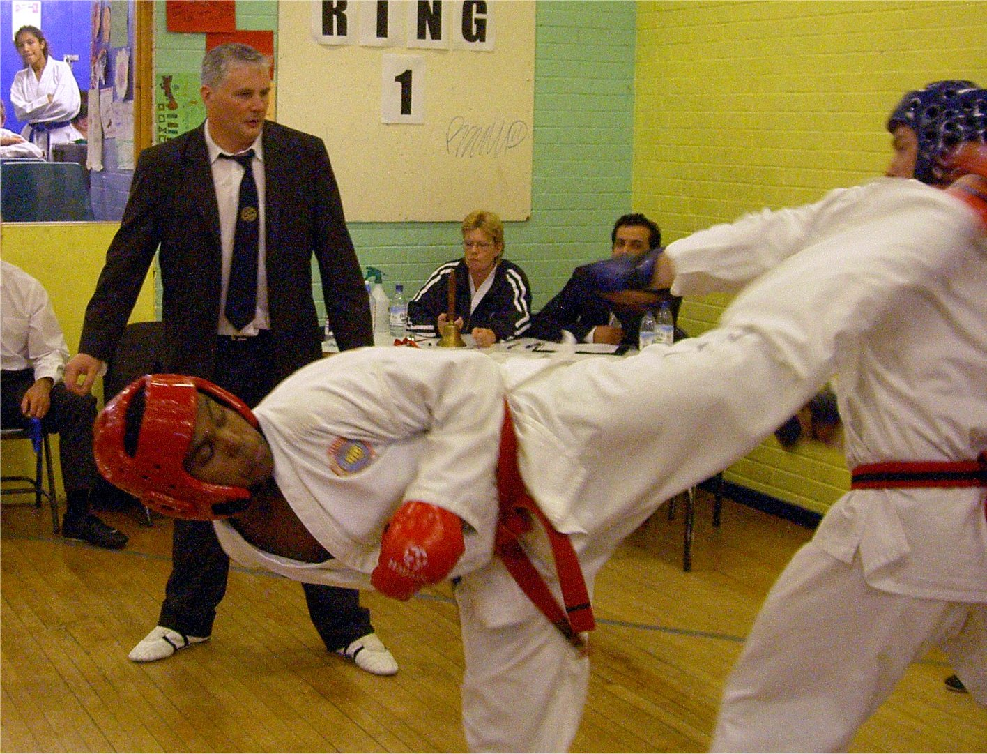 Mr Sultan Sparring, 2005