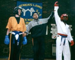 A win for Mr Sultan, 2002