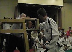 Mr Anslow, Rev. Knifehand, 2006