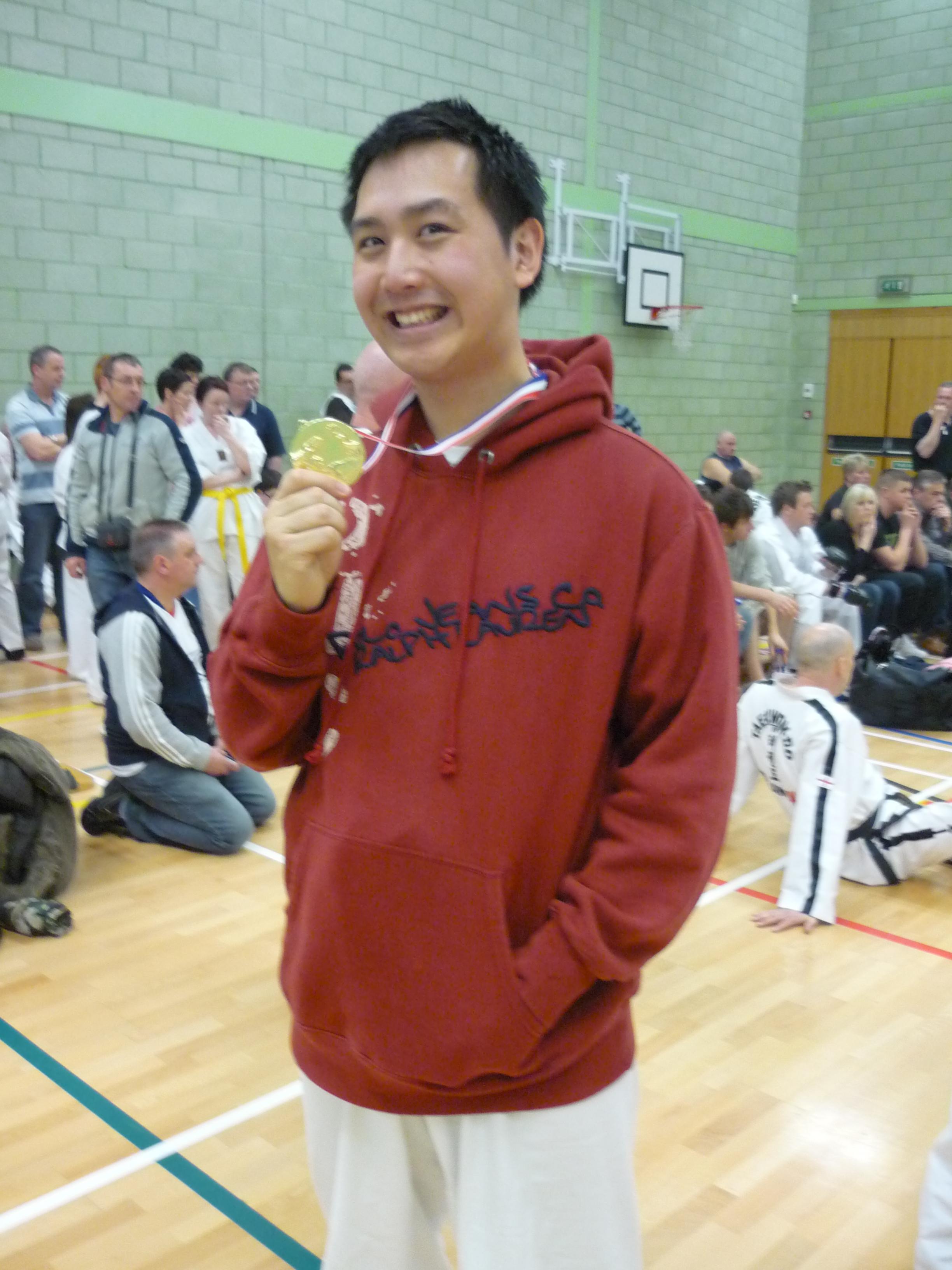 Jonathan Choi, Leicester 2009