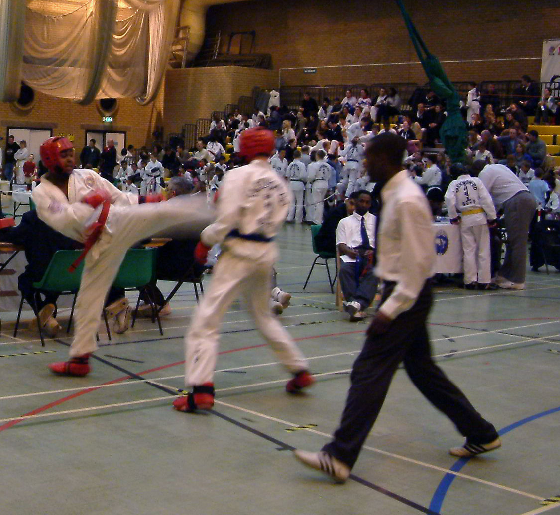 Mr Sultan, BUTF British Champs, 2004