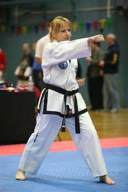 Ms Ogden, PUMA Worlds 2011