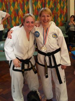 Ms Reynolds & Ms Ogden, 2010