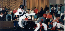 early competition, 1994