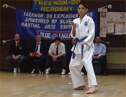 Dev Patel, TKD Expo, 2003