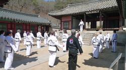 Teaching at Dosanseowon