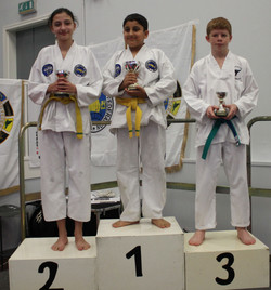 1st & 2nd place-Vesa & Kamraan, 2014
