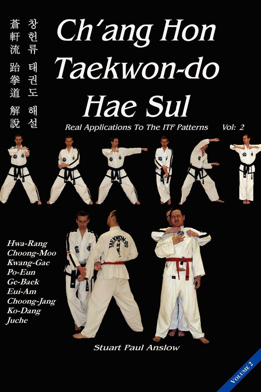 Ch'ang Hon Taekwon-do Hae Sul, Vol 2