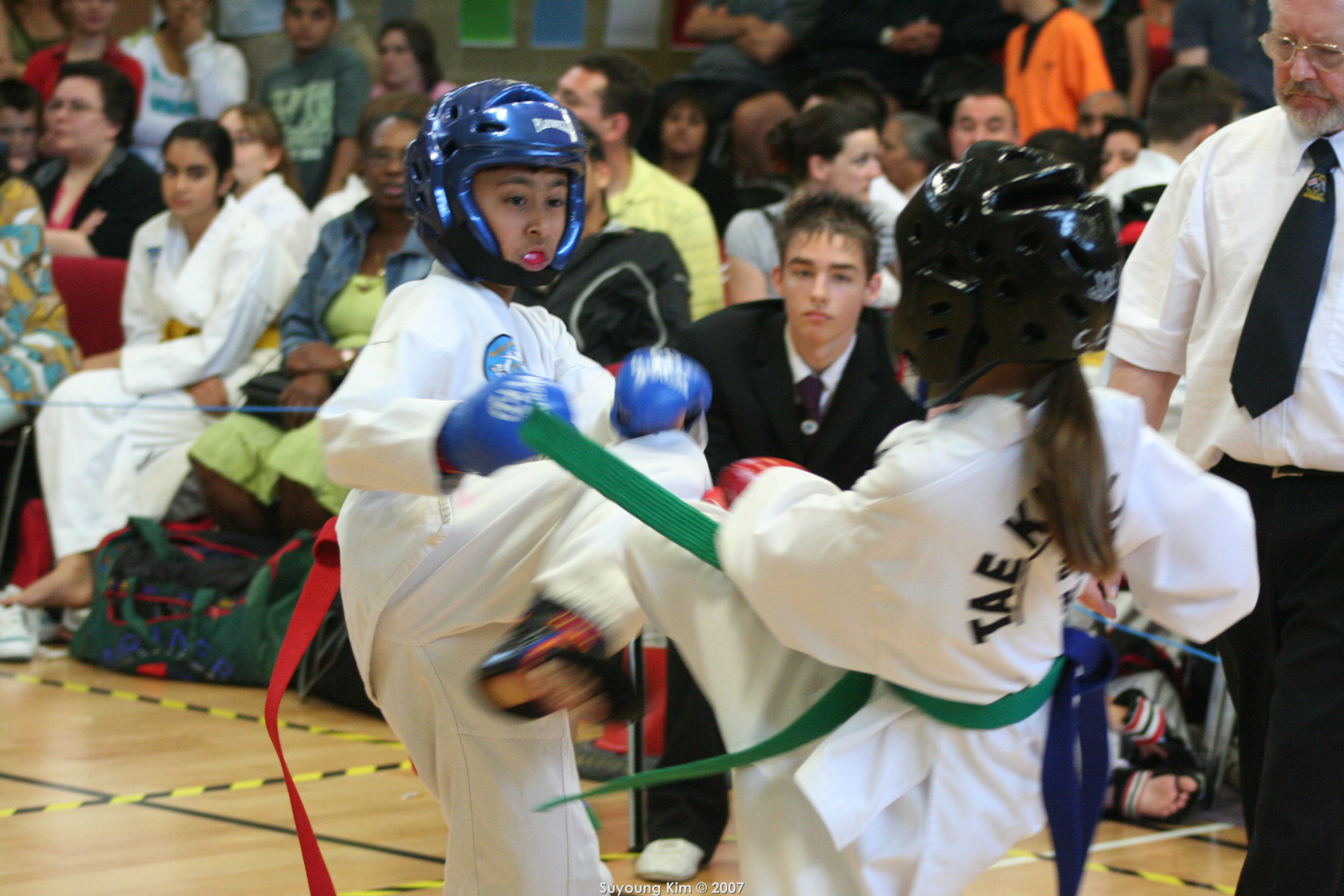 Abhijay Sparring, 2007