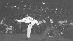 Mr Anslow - World Championships 2000