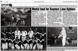 News Report of the World Champs, '04