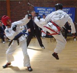 Mr Anslow against Mr Ahmad, 2003