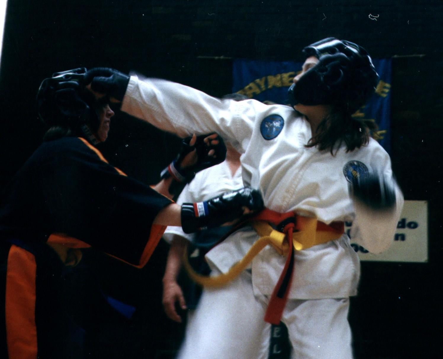 Mariska Sparring, 2002