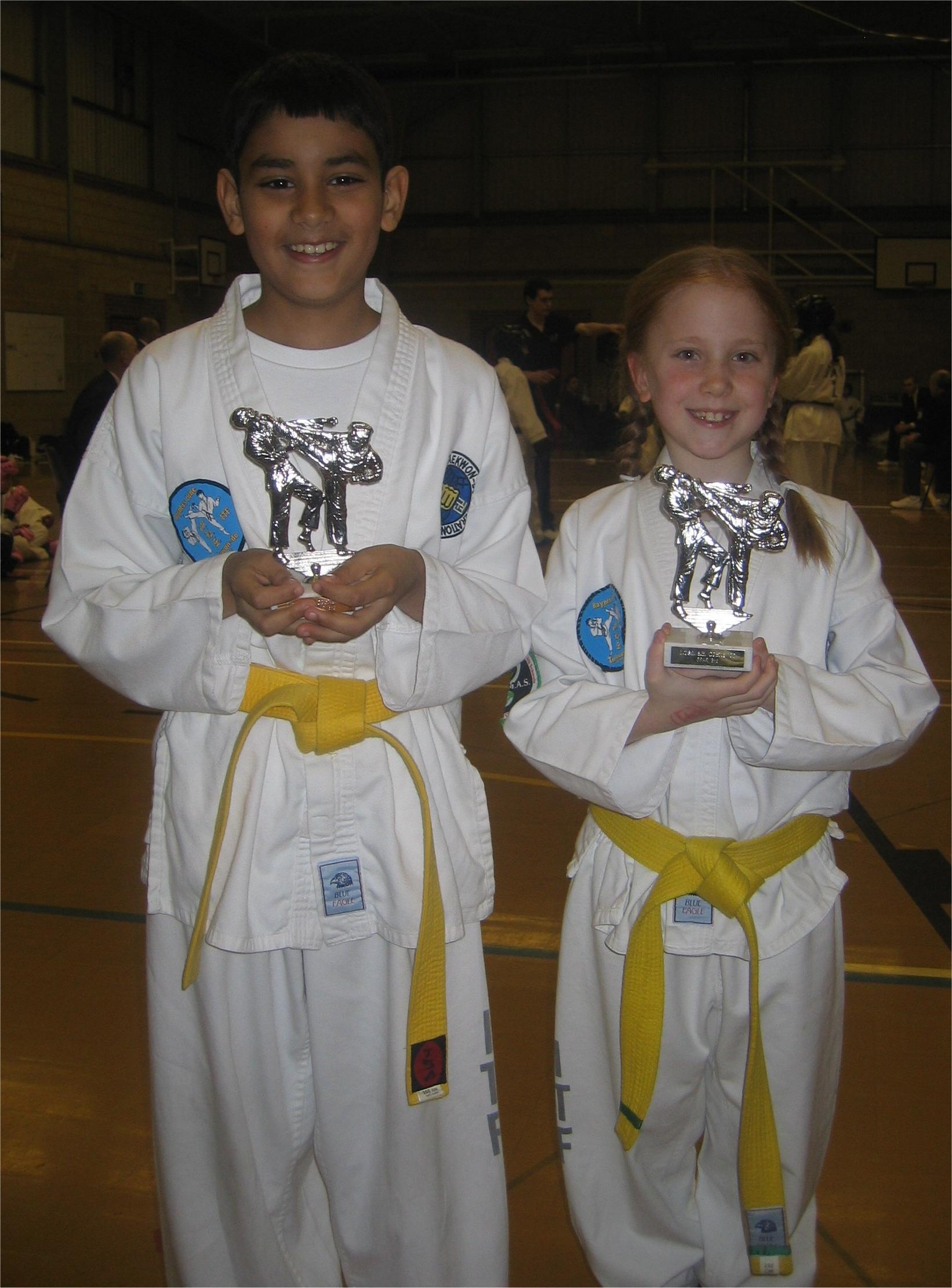 Avinash & Charlotte -SE Opens, 2007