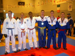 Academy Male Team - World Champs '04