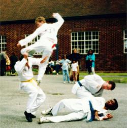 Early demo, 1993