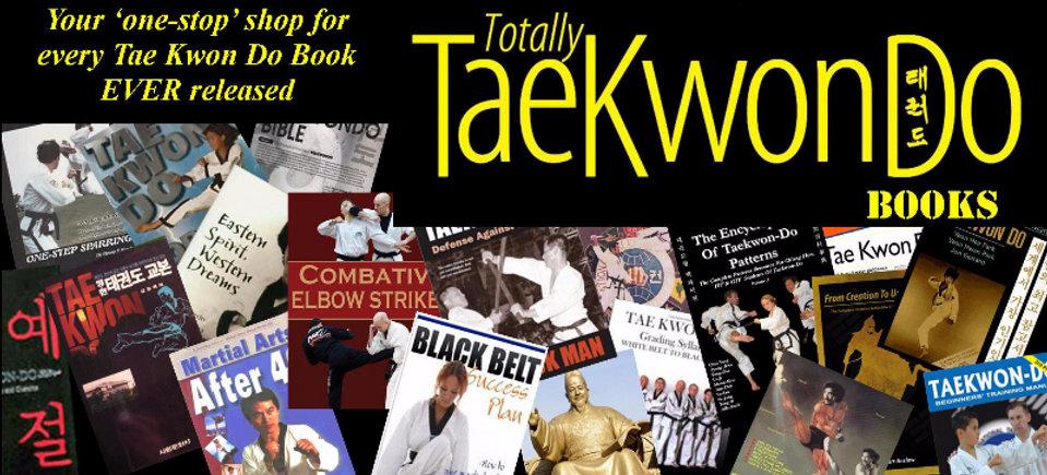 Every Taekwondo Book Ever Released