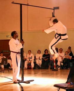 Mr Anslow - Flying High Kick