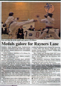 News Report, 2005