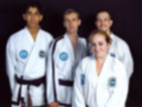 Dev Patel with Academy Instructors