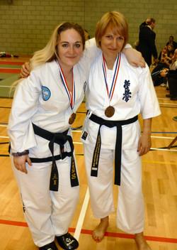 Ms Reynolds & Ms Ogden, 2009