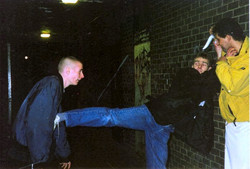 Street Self Defence