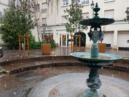 rue du Gué, à Rueil Malmaison