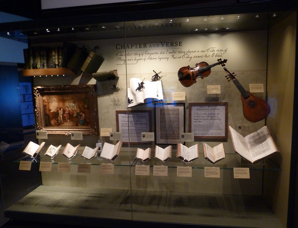 Robert Burns Museum