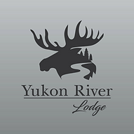 Yukon River Lodge logo block