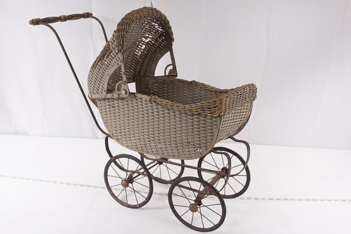 Early 1900s Baby Doll Stroller