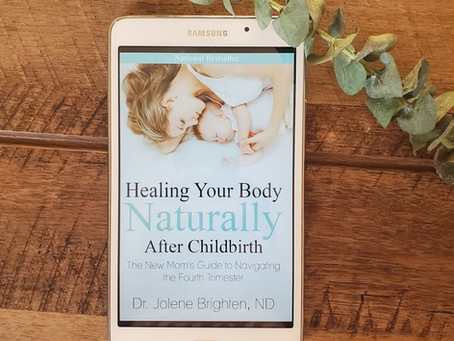 Book Insight: Healing Your Body Naturally After Childbirth